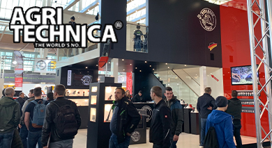 Agritechnica 2019 very successful